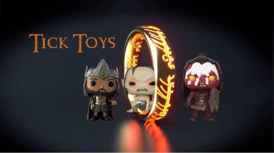 ร้านขาย tick toys funko pop shop thailand