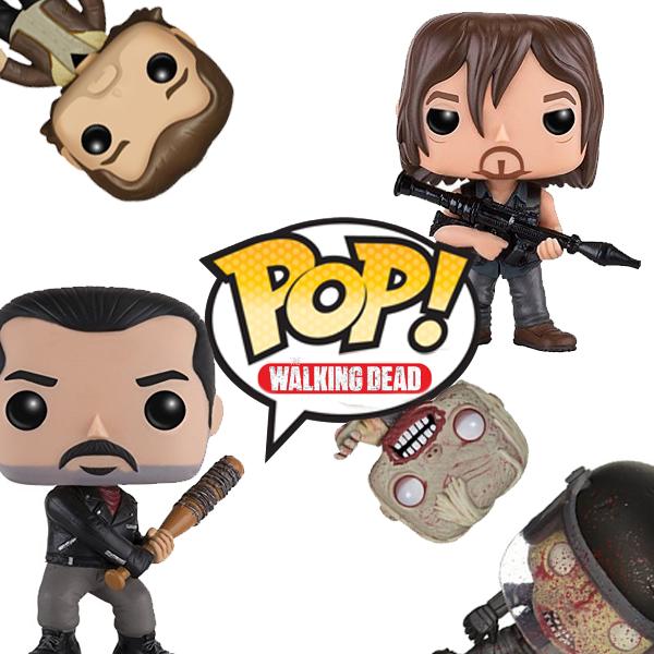 ขายตุ๊กตาโมเดล Funko Pop Walking Dead ราคา