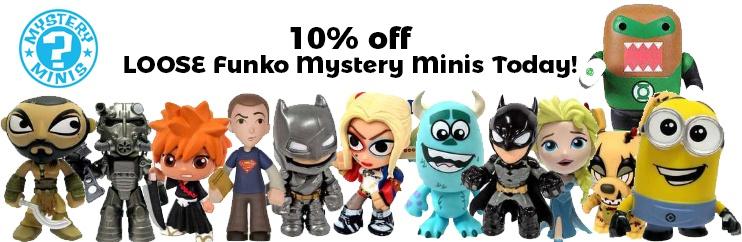 Funko mystery mini คือ ขายราคา