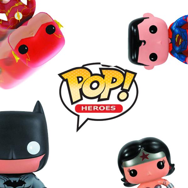 Funko pop DC Comics Heroes thailand ขายราคา