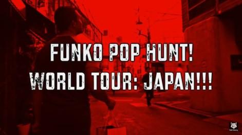 ร้านขาย Funko ใน Japan