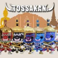 Funko POP Tossakan - ฟันโกะยักษ์ทศกัณฐ์ ครองเมือง ขายความเป็นไทย