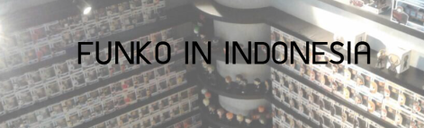 Funko ร้านขายในอินโดเนเซีย Indonesia ราคา
