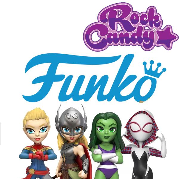 funko rock candy คือ ขาย ราคา