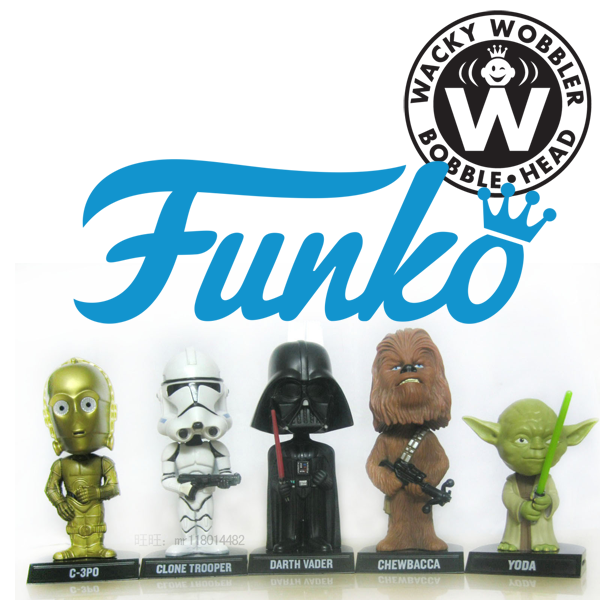 what is funko wacky wobber คืออะไร