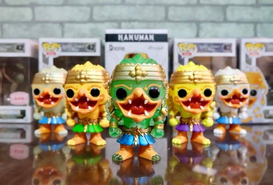 Funko Pop hanuman ฟันโกะ หนุมาน ขาย ราคา รีวิว Thailand pop Asia