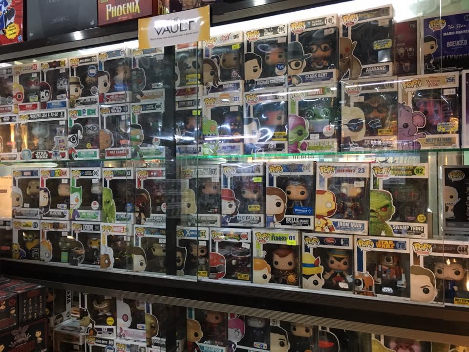 ร้านขาย funko pop ที่ฟิลิปปินส์