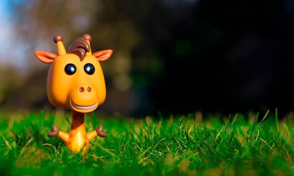 funko Geoffrey giraffe ขาย toy r us รีวิว ราคา