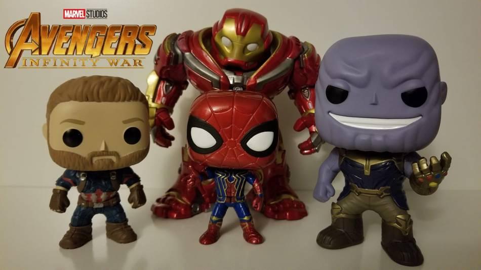 ขาย funko pop avenger infinity wars ราคา