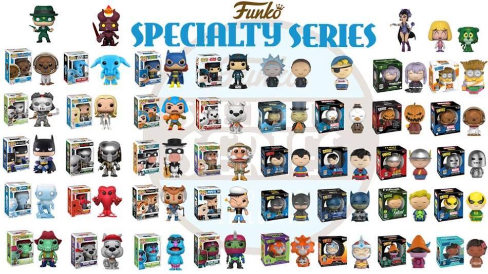 Specialty Series Funko คือ ขาย ราคา