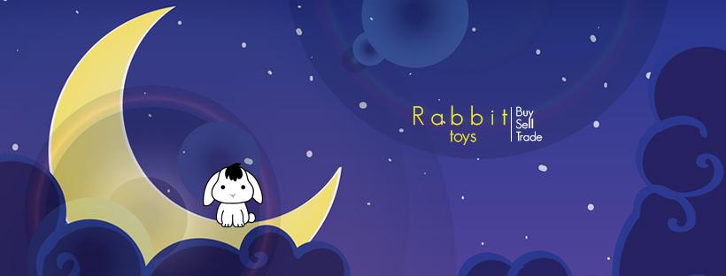 Rabbit toy funko pop sale ขาย ซื้อ แลคเปลี่ยน ไทย