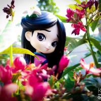 รีวิว Qposket เจ้าหญิง Disney Princess   Q Posket Thailand